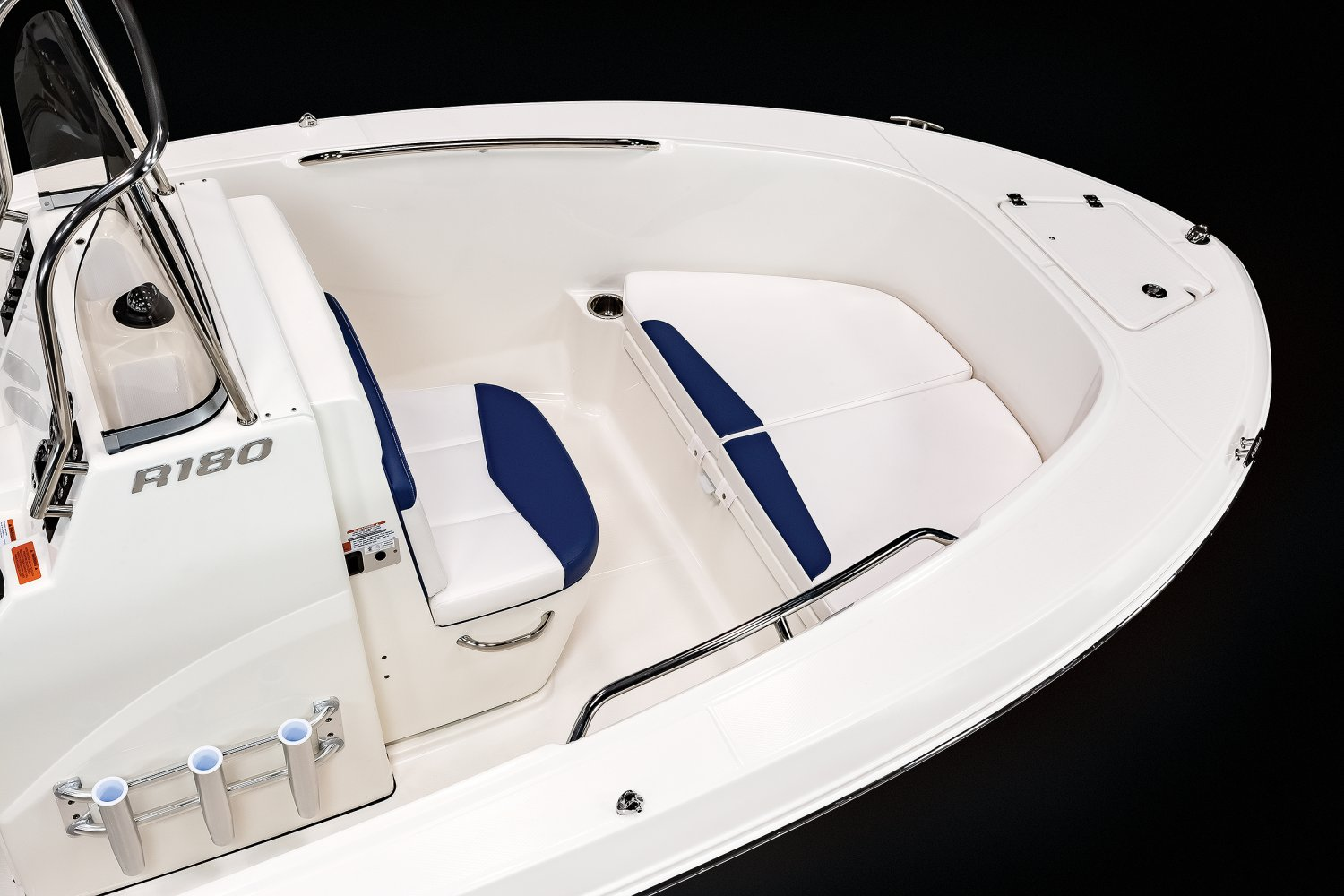 R180 - Bow Seating