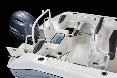R200 - Aft Storage