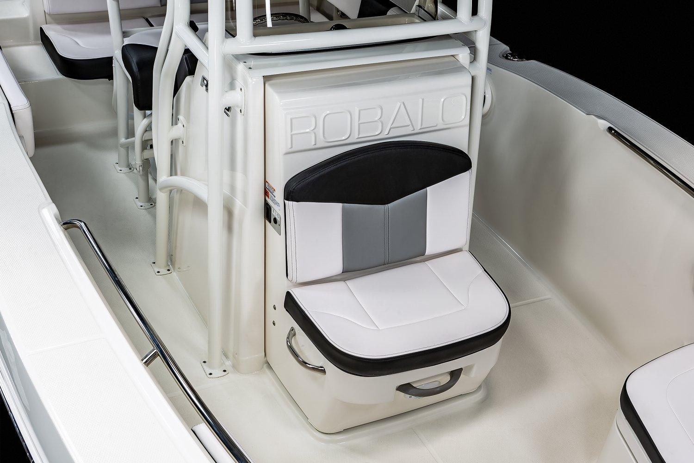 R202 EX - Console Seat
