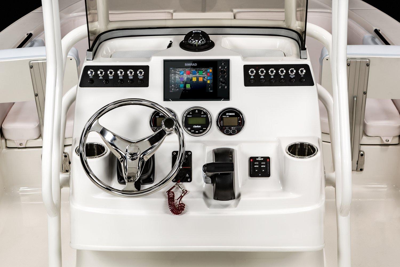 206 Cayman  - Helm