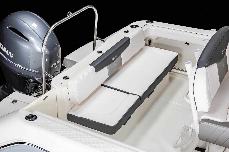 R222EX  - Aft Bench Seat