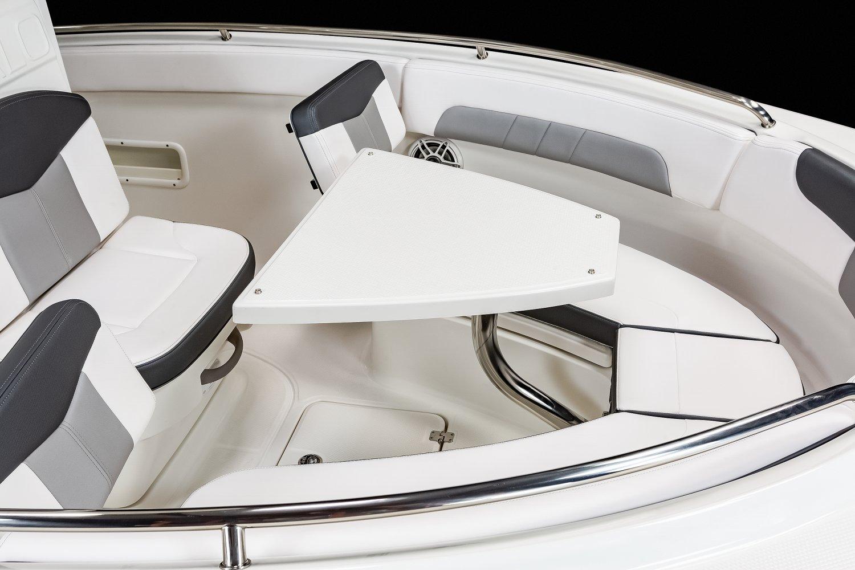 R222EX  - Bow Table