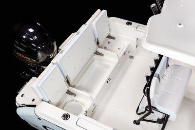 R230 - Aft Storage