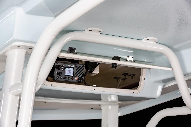246 Cayman - Electronics Box
