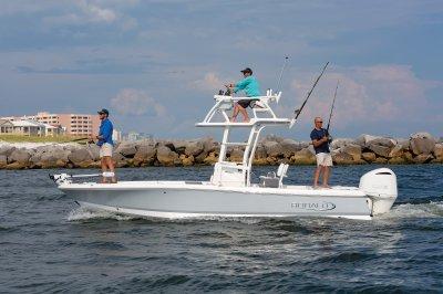 246 Cayman SD - Fishing