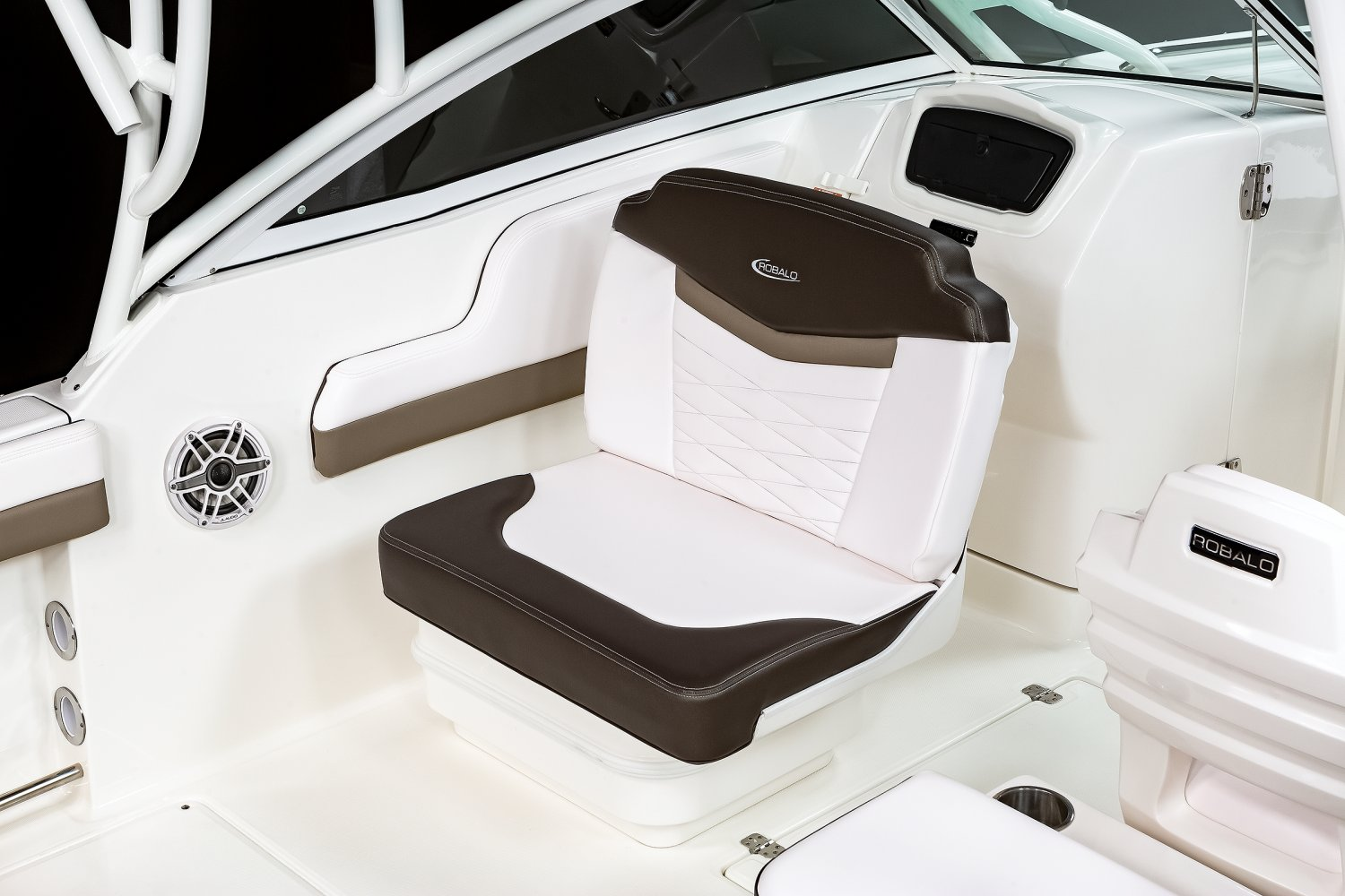 R247 - Double Wide Seat Portside
