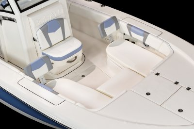 266 Cayman - Bow Seating