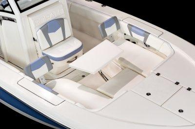 266 Cayman - Bow Table