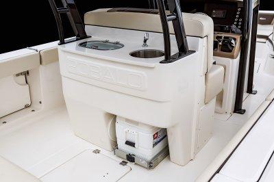 R272 - Optional Wetbar