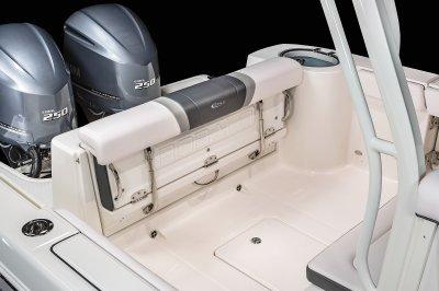 R272 - Aft Bench Seat