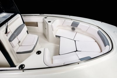 R302 - Bow Seating with Filler Cushion