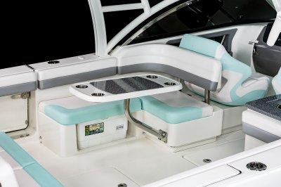 R317 - Cockpit table