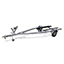 Trailer Upgrade - Aluminum Single Axle with Aluminum Wheels