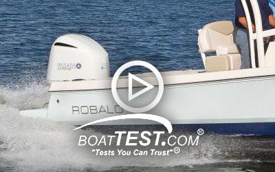 246 Cayman (2017) BoatTest.com