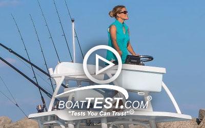 246 Cayman SD (2018) BoatTest.com